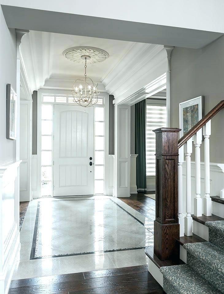Foyer Flooring Ideas Entryway Floor Front New Interior Design The