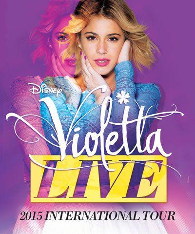 #violetta live
