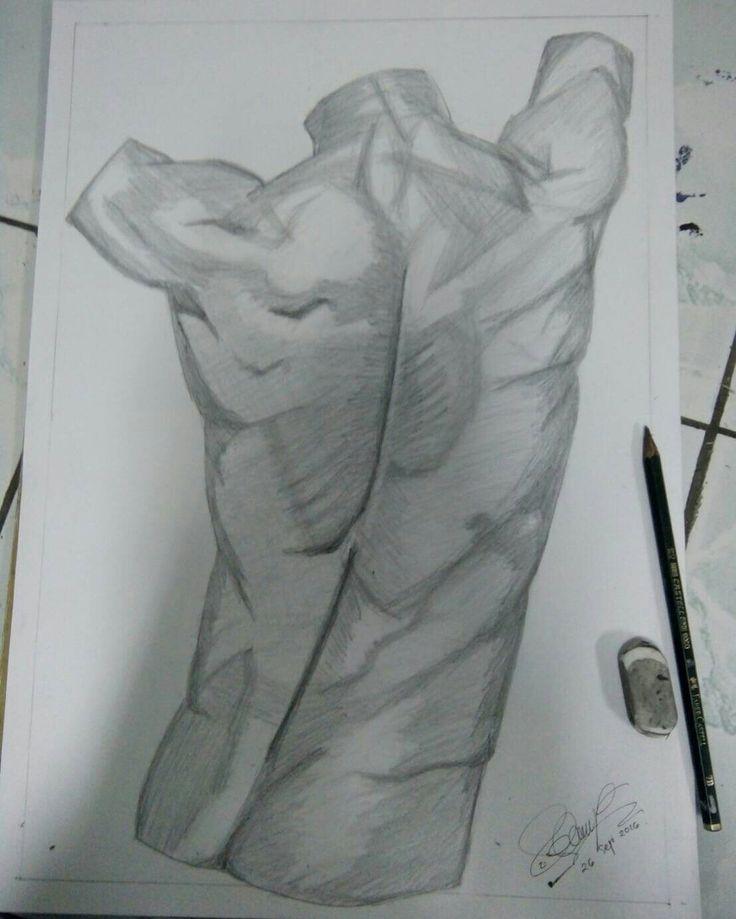 Anatomi plastis., punggung pria