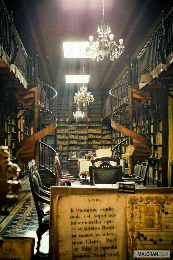 Gorgeous Dream Library Architecture Home Library