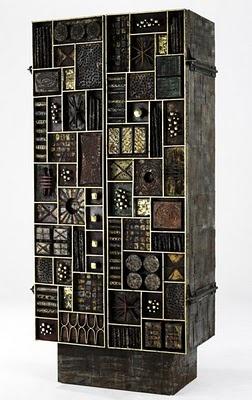 The Sculptural Design Of Paul Evans