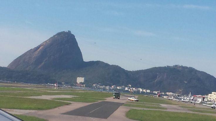 Aeroporto do Rio de Janeiro / Santos Dumont (SDU) en Rio de Janeiro, RJ