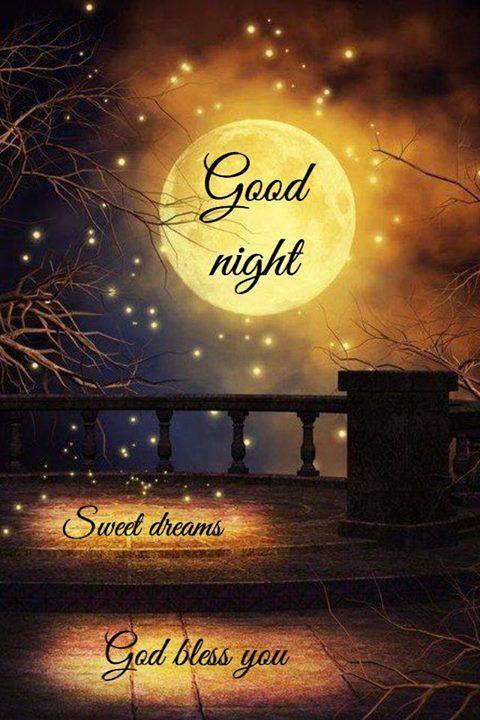 Good Night Sweet Dreams | Happy birthday greetings | Good