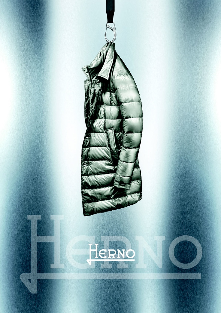 Down coat padded with the finest goose feathers  http://www.herno.it/index.php/en/collezioni/uomo/prodotto/76