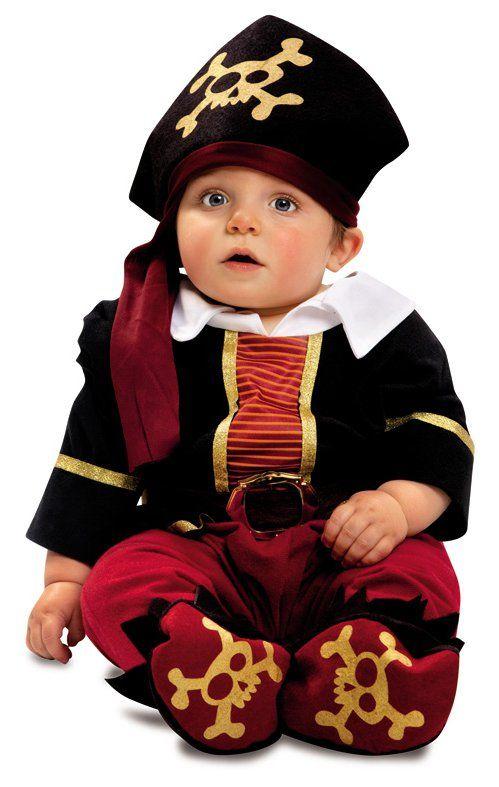 Disfraz niño pirata