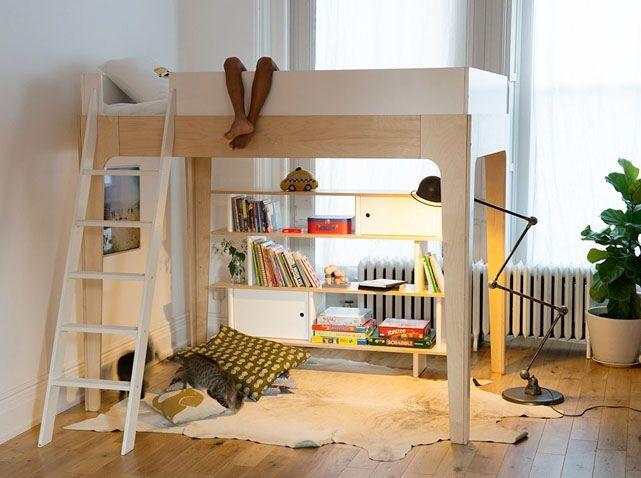 Lit Mezzanine Enfant                                                                                                                                                                                 Plus