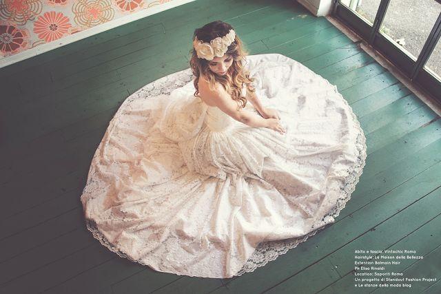 Le stanze della moda: Ispirazione shabby chic matrimonio part#1: scegliere un abito da sposa vintage autentico