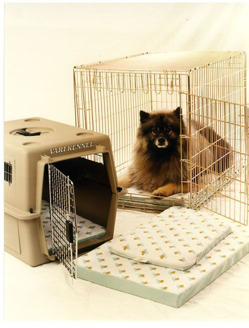 Pet Crate Pads Keep Your Dog Dry When In Airline Cargo Carriers Pet