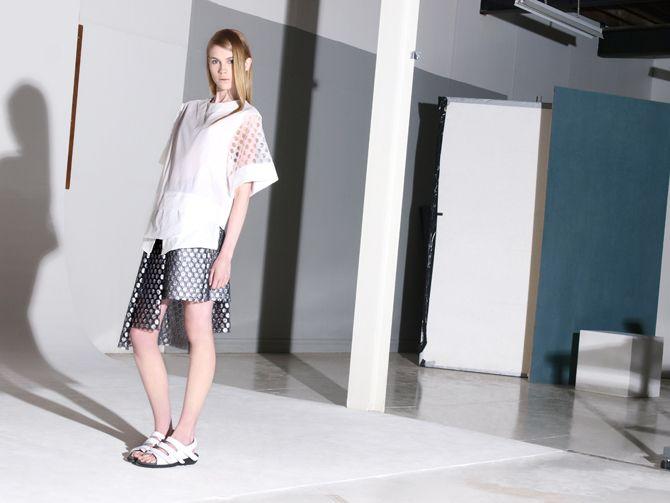 #textiles #print #girl