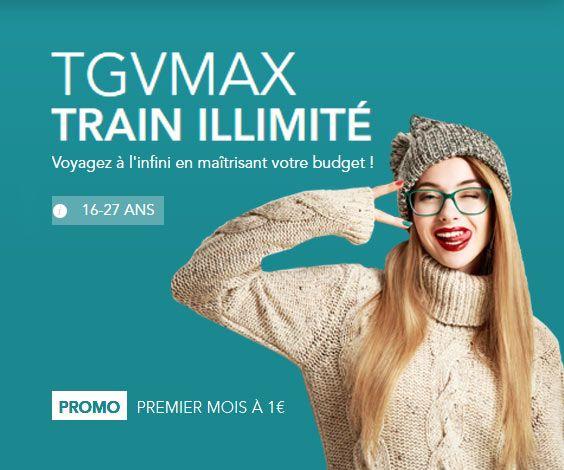 Très bon plan pour les jeunes entre 16 et 27 ans qui voyageront en illimité en TGV ou en InterCités grâce à la carte TGVmax pour 79€ par mois.