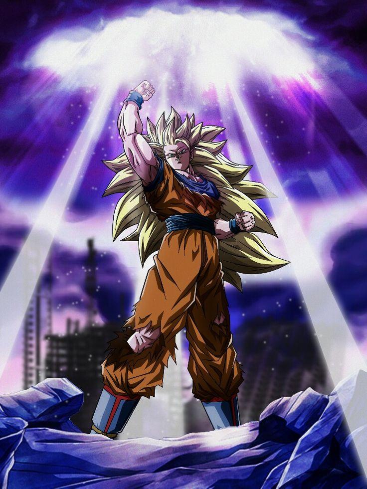 Goku super saiyajin 3 (koku78)