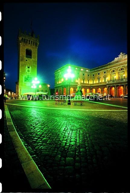 Paese di Leopardi -  Marche - Italy