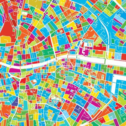#Dublin Ireland Colorful Vector Map #Backgrounds #GraphicRessources #Travel  #Army #Art #Artwork #Book #Color #Colorful #Colors #Countries #Create #Creation #Design #Distance #Dublin #Finder #Highways #Illustrator #Ireland #Landmark #Location #Map #Pins #Plan #Planner #Print #Printable #Roads #Route #Satellite #Street #Streets #Symbol #Tours #Travel #Vector #View #Water