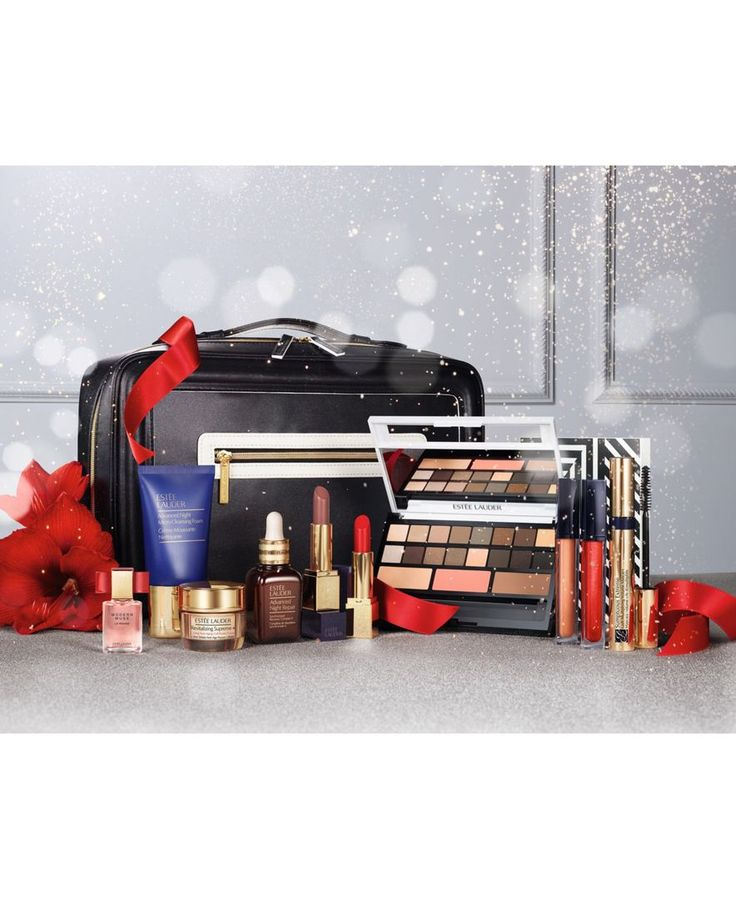 Estee Lauder Fall 2016 Blockbuster Collection, Only $62 with any Estee Lauder purchase