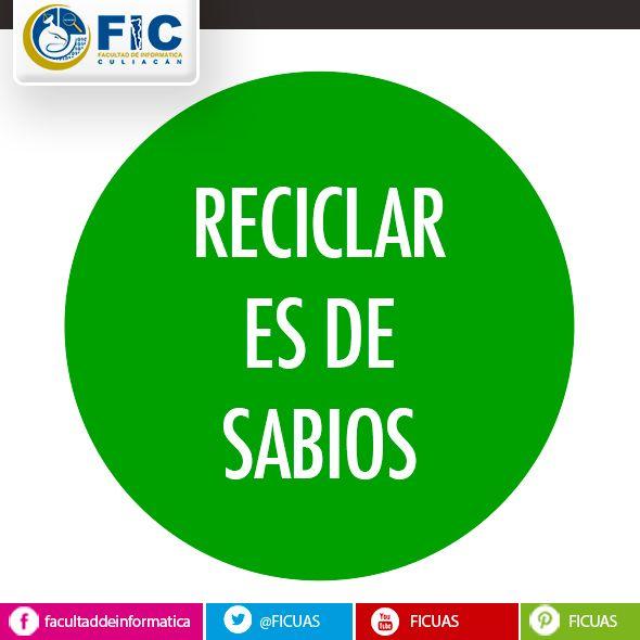RECICLAR ES DE SABMIOS
