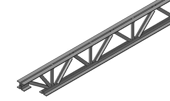 Specifying steel open web joists structural projects for Open web trusses