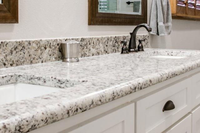 Dallas White Granite Huge Savings While Supplies Last
