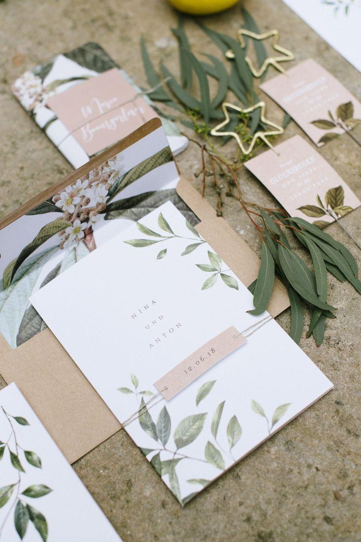 Gold, Gelb, Salbei – moderne Tischdekoration für Eure Hochzeit – Fräulein K. Sagt Ja Hochzeitsblog