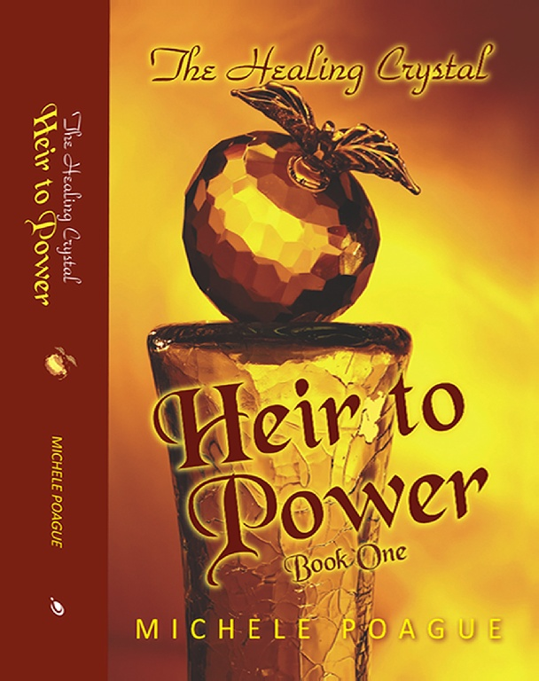 Heir to Power by Michele Poague