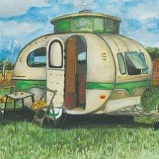 Time for a camping trip