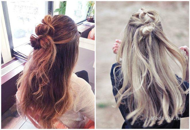Модные прически: 5 модных причёсок на осень 2016