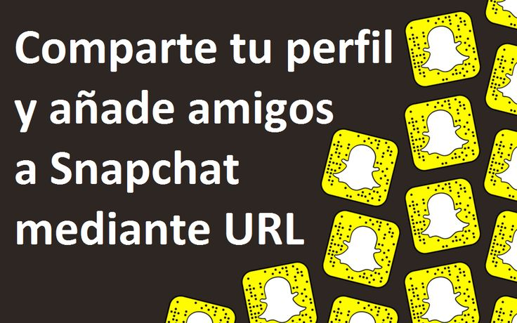 Como compartir tu perfil de Snapchat mediante una URL. Esto facilitará considerablemente que otros usuarios puedan encontrar tu cuenta de Snapchat y añadirte como amigo. Además esta es una novedad muy aclamada por las cuentas de empresas y negocios ya que ahora podrán llegar mucho mejor a su audiencia y clientes. Disponible para Android e iOS.