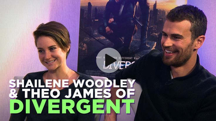 ANDPOP | Shailene Woodley and Theo James Talk 'Divergent' Kiss
