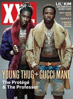 Young Thug and Gucci Mane #rappers #music #celebrities