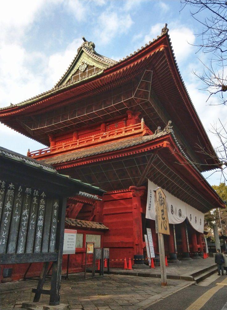 芝·増上寺 Zoujou-Ji(Temple)(Mimato-ku, Tokyo, Japan)