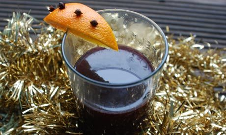 Felicity's perfect mulled wine. Photograph: Felicity Cloake