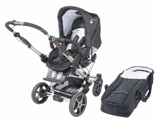 Kinderwagen im Test:Hartan Topline S #baby