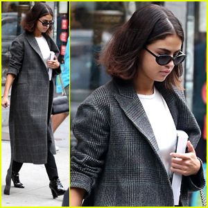 Selena Gomez's New Movie With Woody Allen Will Also Star Jude Law