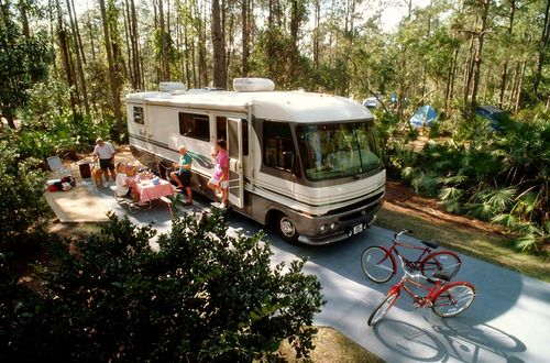 RVing can be an ideal and inexpensive vacation. Here are the most searched RV destination on Yahoo.