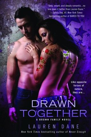 50 must-read erotic romance novels: Drawn Together (Brown Siblings #6)