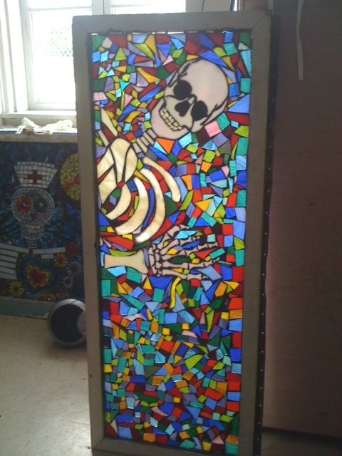 Dad by ruth sosa bailey mosaic pinterest dads dia for 14x27 window