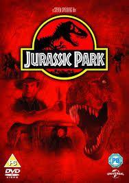 Risultati immagini per jurassic park dvd