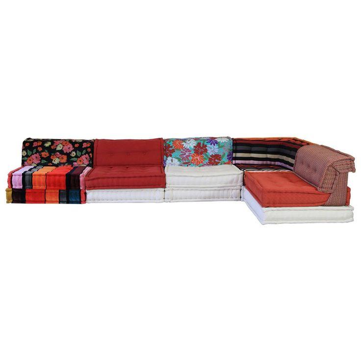 60 best roche bobois mah jong sofa images on pinterest. Black Bedroom Furniture Sets. Home Design Ideas