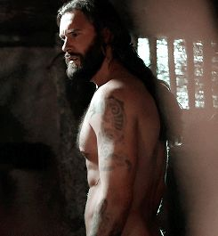 """Clive Standen as """"Rollo"""" on """"Vikings"""""""