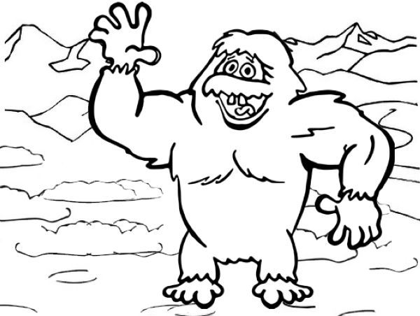 Printable Yeti Coloring Pages Free Coloring Sheets Disney Coloring Pages Snowman Coloring Pages Coloring Pages