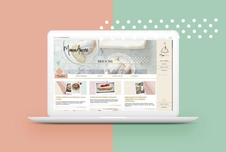 FoodBlog per mammamore di Monica Sideri