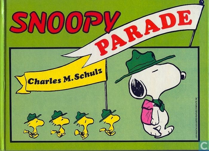 Snoopy Parade, 1983 | Charles M. Schulz - Books & Magazines | Pinterest | Snoopy, Peanuts snoopy ...