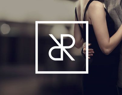 Rubirosa // Branding + Website. Really digging this logo. Sort of reminds me of my own.