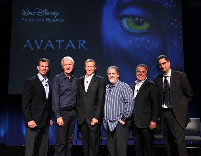 Avatar Land Disney World Announcement