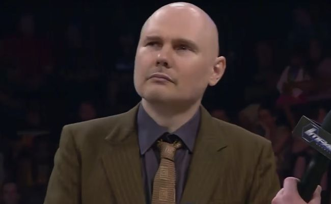 Billy Corgan Has Officially Agreed To Buy The Legendary NWA Wrestling Organization