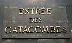 Afbeeldingsresultaat voor catacomben parijs pinterest