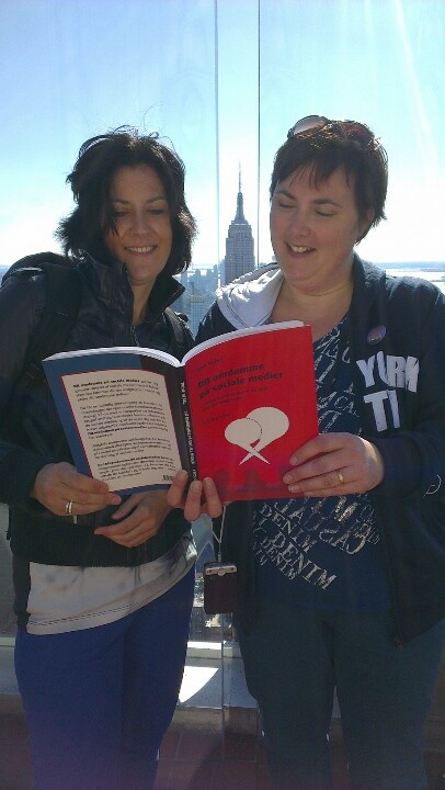 Forget everything about the view. Trines book in danish is awesome ;)