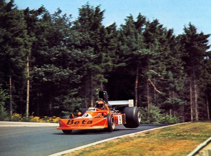 Vittorio Brambilla - March 751 - 1975 - German GP (Nürburgring)