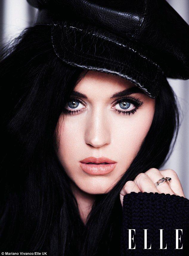 'I'm pretty wild myself': Katy admits she is drawn to challenging men