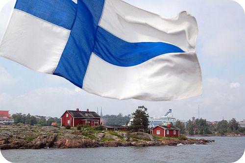 Oi maamme, Suomi