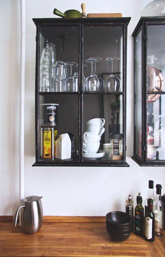dream house: clever kitchen storage.